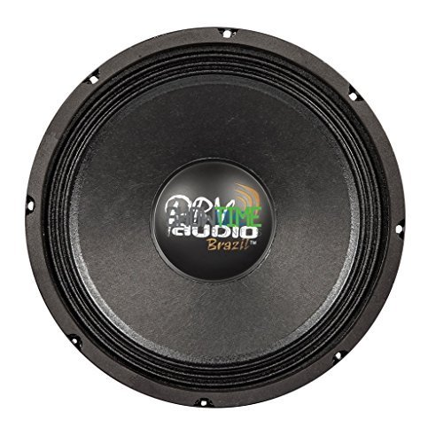 PRV Audio 10W450A 10W450-4 10? 450 Watt 4-Ohm Midrange/Midbass Car PA Mid Speaker by PRV Audio