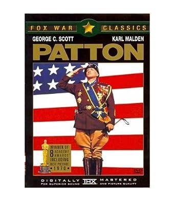 Patton [Reino Unido] [DVD]: Amazon.es: Cine y Series TV