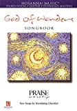 img - for God of Wonders Songbook (Piano/Vocal, Guitar, Overhead Masters) (Praise Worship: New Songs for Worshiping Churches) book / textbook / text book