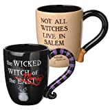Grasslands Road Halloween Witches Mugs, Set of 2 #469993