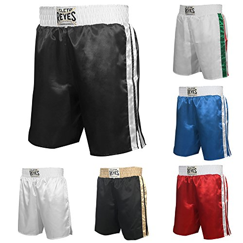 Cleto Reyes Satin Boxing Trunks