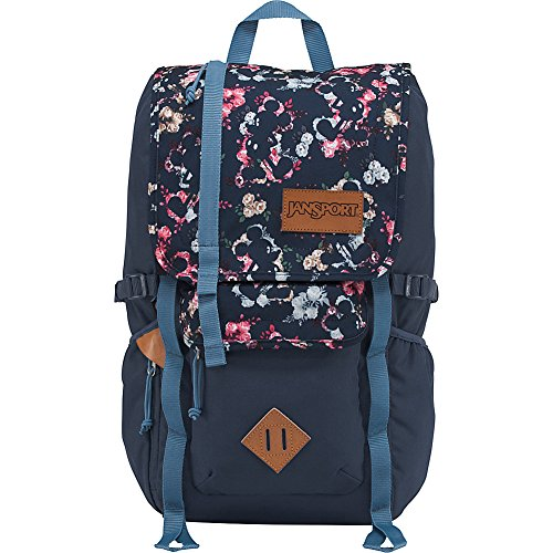 JanSport Disney Hatchet Laptop Backpack (Mickey Floral)