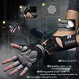 SIMARI Workout Gloves Mens and Women Weight Lifting
