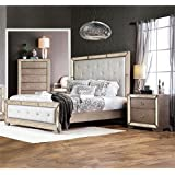 Amazon.com: Ivory - Bedroom Sets / Bedroom Furniture: Home & Kitchen
