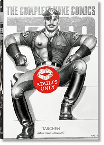 (Tom of Finland. The Complete Kake Comics (Bibliotheca)