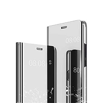 Amazon.com: Clear View Phone Case for Samsung Galaxy A7 A3 ...