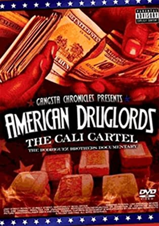 Amazon.com: AMERICAN DRUGLORDS: THE CALI CARTEL: VARIOUS ...