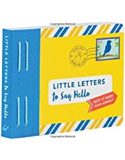 Little Letters to Say Hello: Keep It Short and Sweet