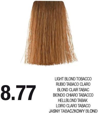 Tinte en crema Postquam Línea Essential Color 8,77 Rubio ...