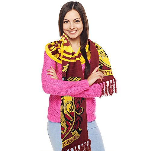 Harry Potter Gryffindor Soccer Scarf Limited Supply