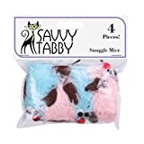 Snuggle Mice (4 Pack), My Pet Supplies