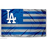 MLB Los Angeles Dodgers Nation Flag 3x5 Banner
