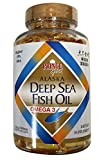 Prince Gold Alaska Deep Sea Fish Oil Omega 3 /Higher EPA DHA Dietary Supplement 120 Soft Gels Review