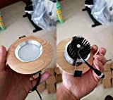 2 Pack LED Ceiling Light Downlight Recessed
