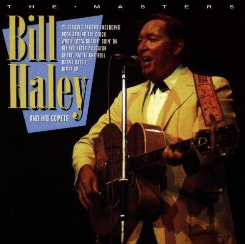 bill haley master cd - 7