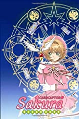 """CARDCAPTOR SAKURA CLEAR CARD: Composition Notebook Japanese Otaku Anime lovers 100 Blank lined pages 6"""" x 9"""" Journal Planner organizer Drawing School Otakus Gifts Paperback"""