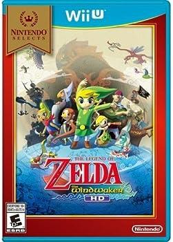 The Legend of Zelda Wind Waker for Wii U