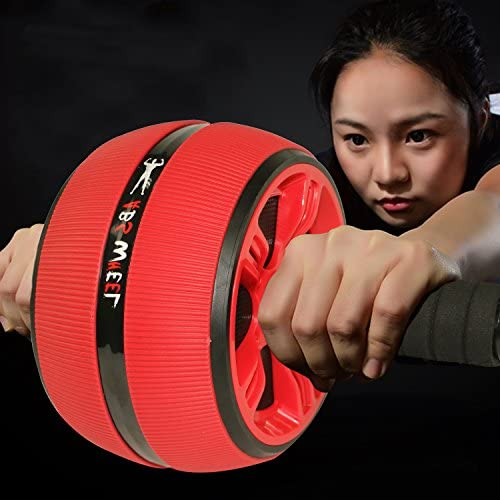 Ab Wheel Carver Pro Roller for Core Workouts, Abdominal Roller Wheel with Knee Pad, Home Gym Toning and Core Tightening, Fitness Abdominal Exercise Equipment 7