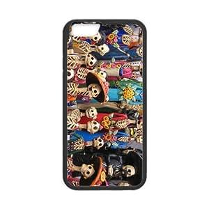 """Dia De Los Muertos iPhone 6 4.7 inches Cases-Cosica Provide Superior Cases For iPhone 6 4.7"""""""