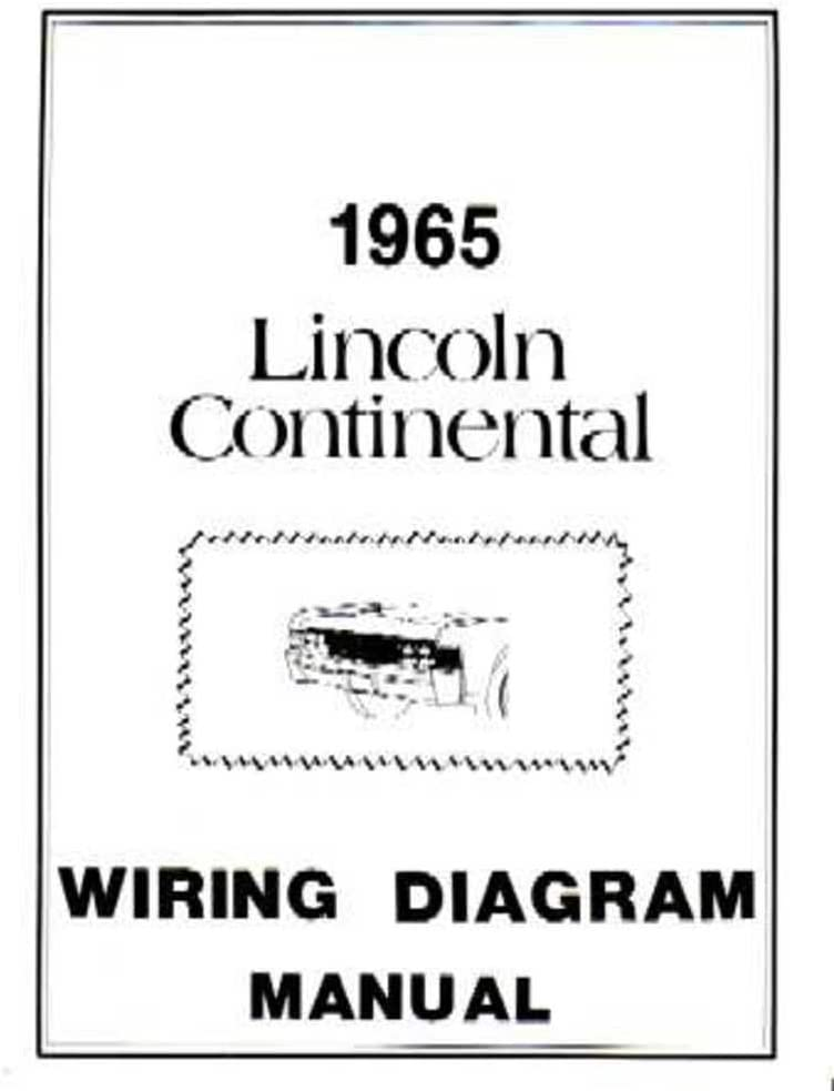 [DIAGRAM_3ER]  Amazon.com: bishko automotive literature 1965 Lincoln Continental  Electrical Wiring Diagrams Schematics Manual Book OEM: Automotive | 1965 Vw Wiring Diagram |  | Amazon.com