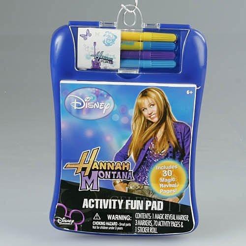 Hannah Montana Activity Fun Pad ()