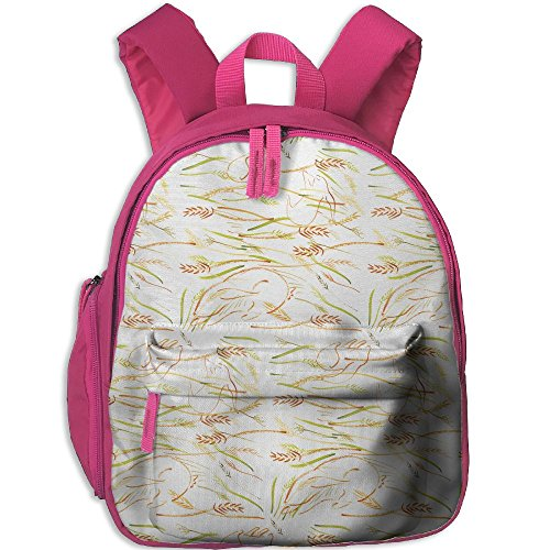 Bear Carrying Man Costume (Of Mice And Men Comfy School Bags,Custom Cute Children Shoulder Daypack,Print Backpack For Kids)