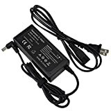 14V AC Adapter for Samsung UN19F4000 UN22F5000 LED LCD TV, SyncMaster S20A550H, S23A550H, S27A550H Monitor Adaptor Power Supply Cord UN19F4000AFXZA UN19F4000AF UN22F5000AF