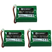 V Tech 80-5071-00-00 Cordless Phone Battery Combo-Pack includes: 3 x SDCP-H315 Batteries