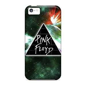 Iphone 5c Jav19575eRmg Allow Personal Design High-definition Pink Floyd Pattern Bumper Cell-phone Hard Covers -VIVIENRowland