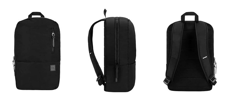 INCASE [インケース] - Compass FN Backpack w/Flight Nylon INCO100516-BLK (Black) (並行輸入品)   B07QR1WD2G