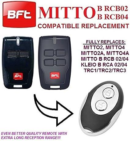 Bft Mitto B Rcb 02 Mitto B Rcb 04 Kompatibel Sender Elektronik