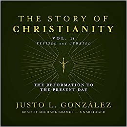 Amazon the story of christianity vol 2 revised and updated the story of christianity vol 2 revised and updated the reformation to the present day unabridged mp3cd edition fandeluxe Image collections
