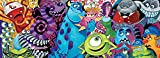 Ceaco Disney Panoramic Monsters Puzzle (700 Pieces)