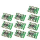 C.J. SHOP® 10PCS Digital DC 5V Amplifier Board Class D 2*3W USB Power Mini PAM8403 Audio Module