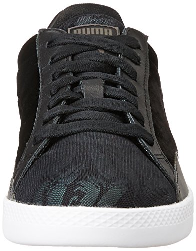 Puma Swan Sneakers Noir puma Black Black Femme Basses puma Wn's Match 01 r5qxar
