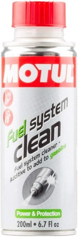 Motul Fuel System Clean Moto Kraftstoffsystemreiniger 200 Ml Auto