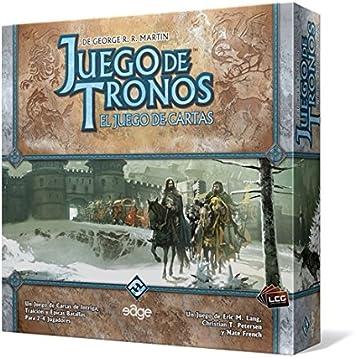 Fantasy Flight Games EDGGOT36 - Juego de tronos caja básica, juego ...