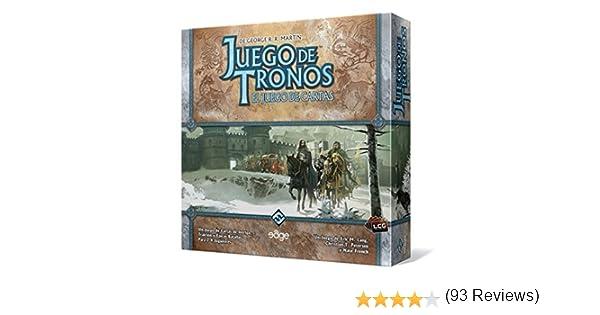 Fantasy Flight Games EDGGOT36 - Juego de tronos caja básica, juego de mesa [Español]: #martin George: Amazon.es: Juguetes y juegos