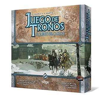 Fantasy Flight Games EDGGOT36 - Juego de tronos caja básica, juego de mesa [Español]