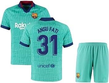 Amazon.com: Fimng Ansu Fati #31 2019-2020 FC Barcelona ...