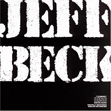 amazon there back jeff beck 輸入盤 音楽