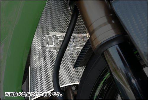 アグラス(AGRAS) AGRAS ロゴ無 Bタイプ ステンレス製 ZX-10R(08-16) 309-478-B00   B004HNY9FS