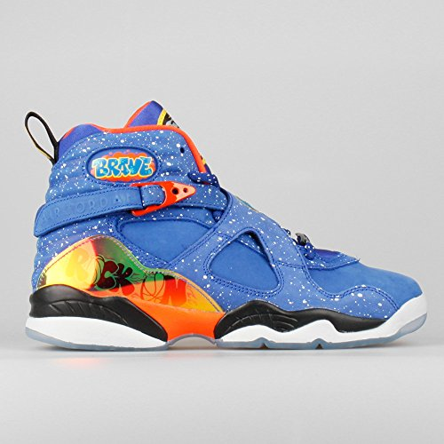 air-jordan-retro-8-db-grade-school-basketball-sneakers-very-rare-release-729894-480-youth-size-4