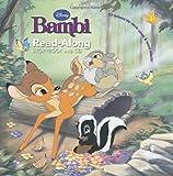 bambi read along storybook and cd