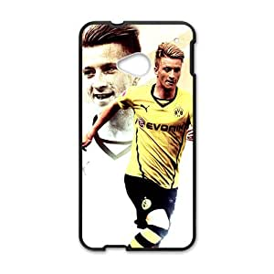 Malcolm BVB FOOTBALL MAN Cell Phone Case for HTC One M7