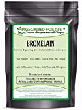 Bromelain - 2400 GDU/g Pineapple Extract Powder - Protein-Digesting Enzyme, 1 kg