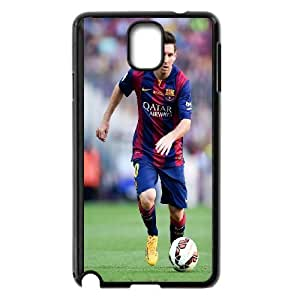 Custom FC Barcelona Lionel Messi Phone Case Laser Technology Protective Case 93 For Samsung Galaxy NOTE4 Case Cover At ERZHOU Tech Store