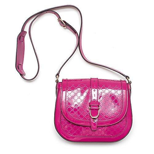 Gucci Nice Microguccissima Leather Shoulder Bag Patent Pi...
