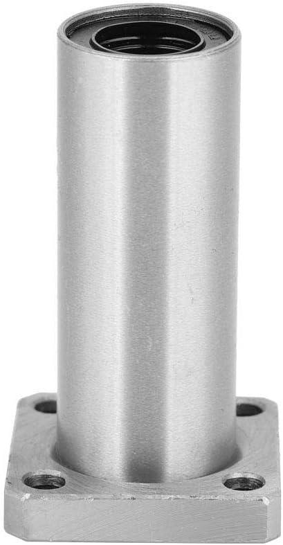 6mm Flange Ball Bearing Bushing Square Stainless Steel Long Linear Motion Ball Bearing Bushing LMK6LUU LMK8LUU LMK10LUU