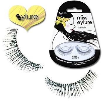 81f5e1791e0 Eylure Miss Eylure Lashlets False Eyelashes - Emily Style: Amazon.co.uk:  Beauty